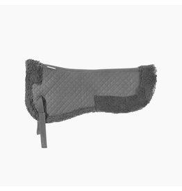 Horze Fur (Faux) Half Pad Black Full
