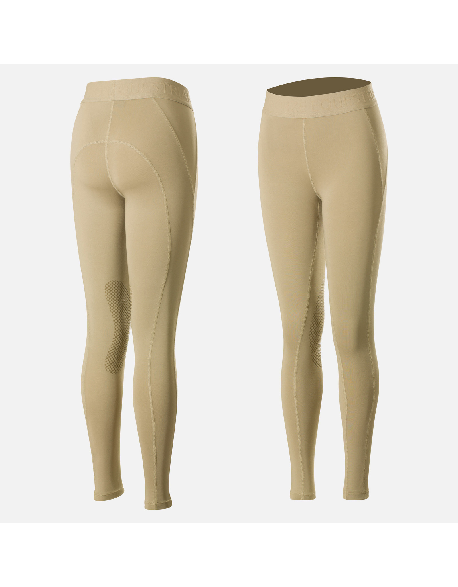 Horze Madison Kids Silicone KP Tights