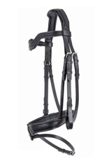 Grewal Cobra Bridle Black Full