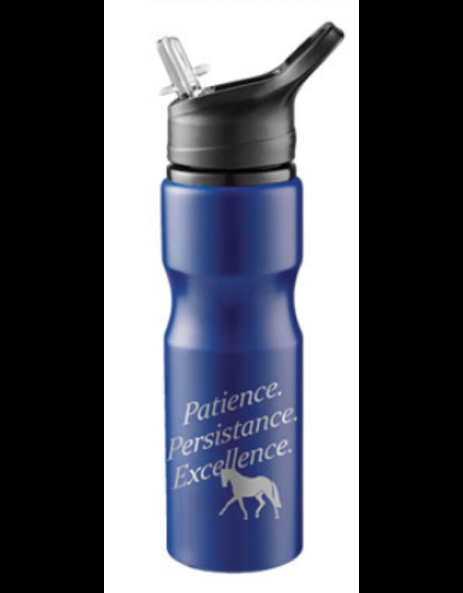 Sports Bottle, 28 oz. Patience, Persistance, Excellence