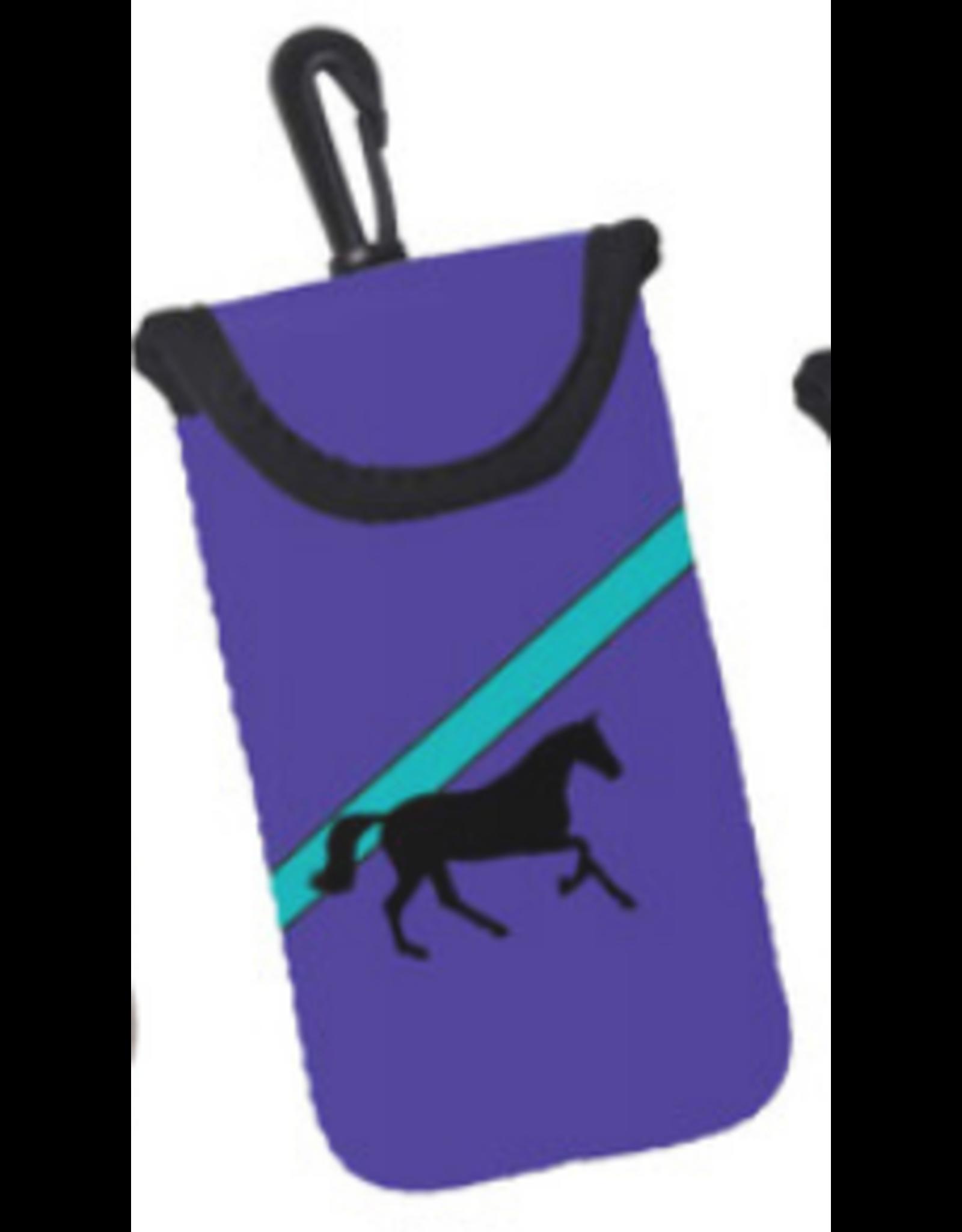 Neoprene Velcro Smartphone Case