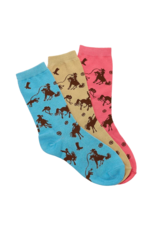 Socks Rodeo Time Crew