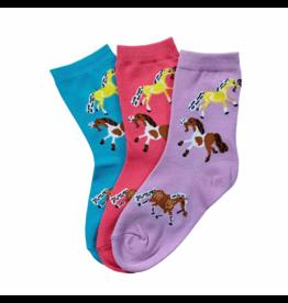 Socks, Puff Pony Youth Crew
