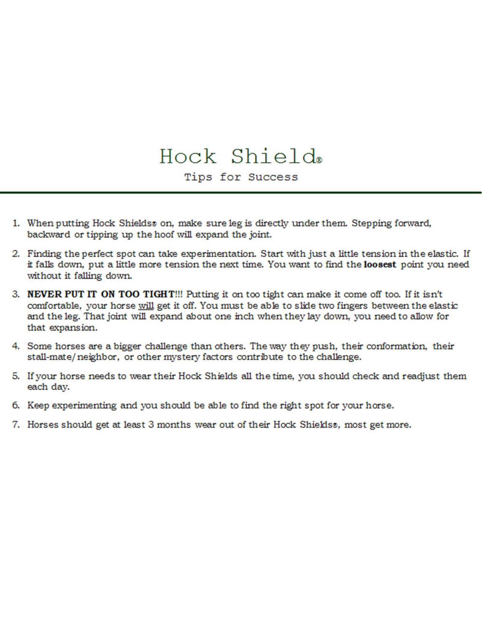 Hock Shield Ultra Protector