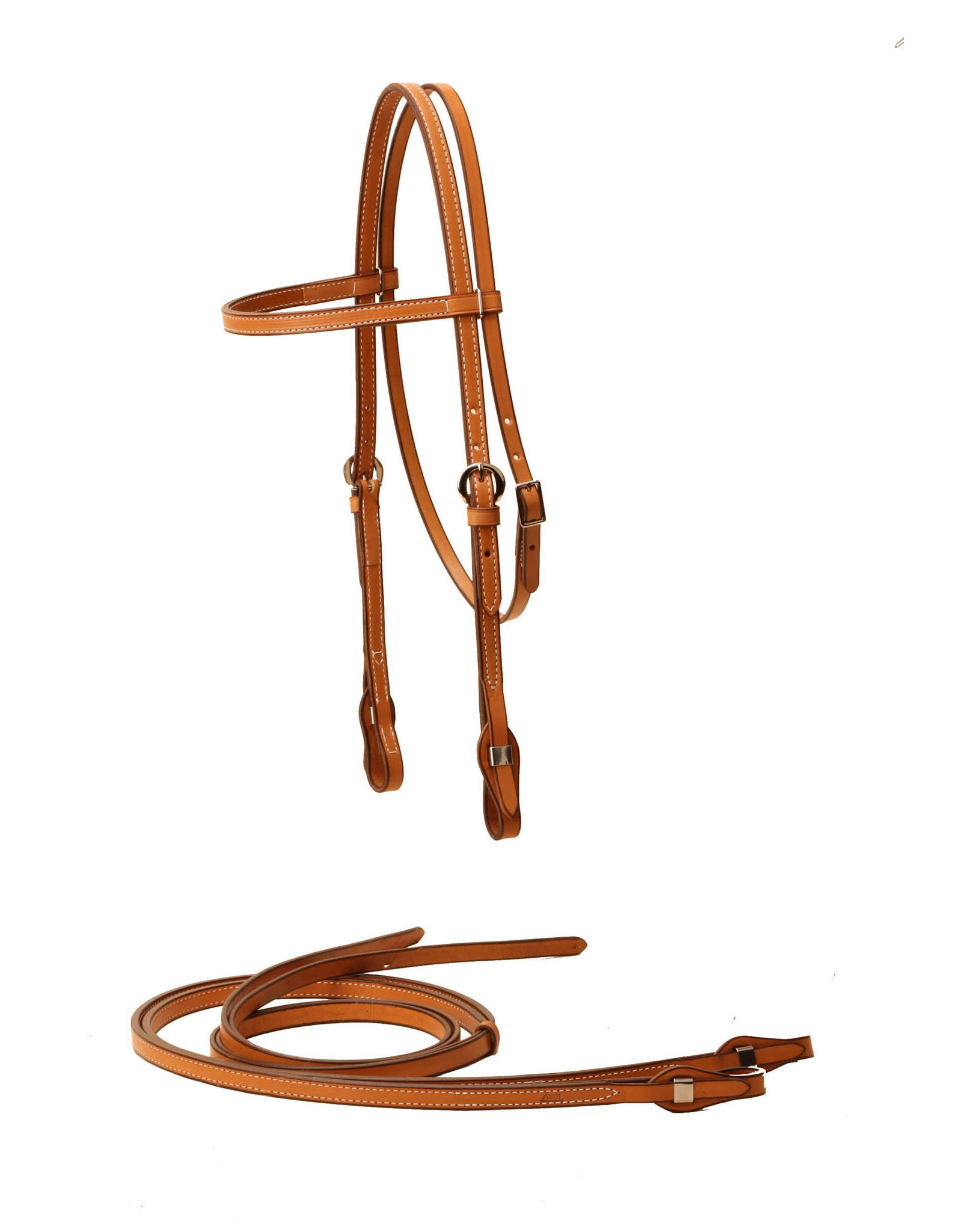 Tory Leather Western Headstall Quick Change BB London