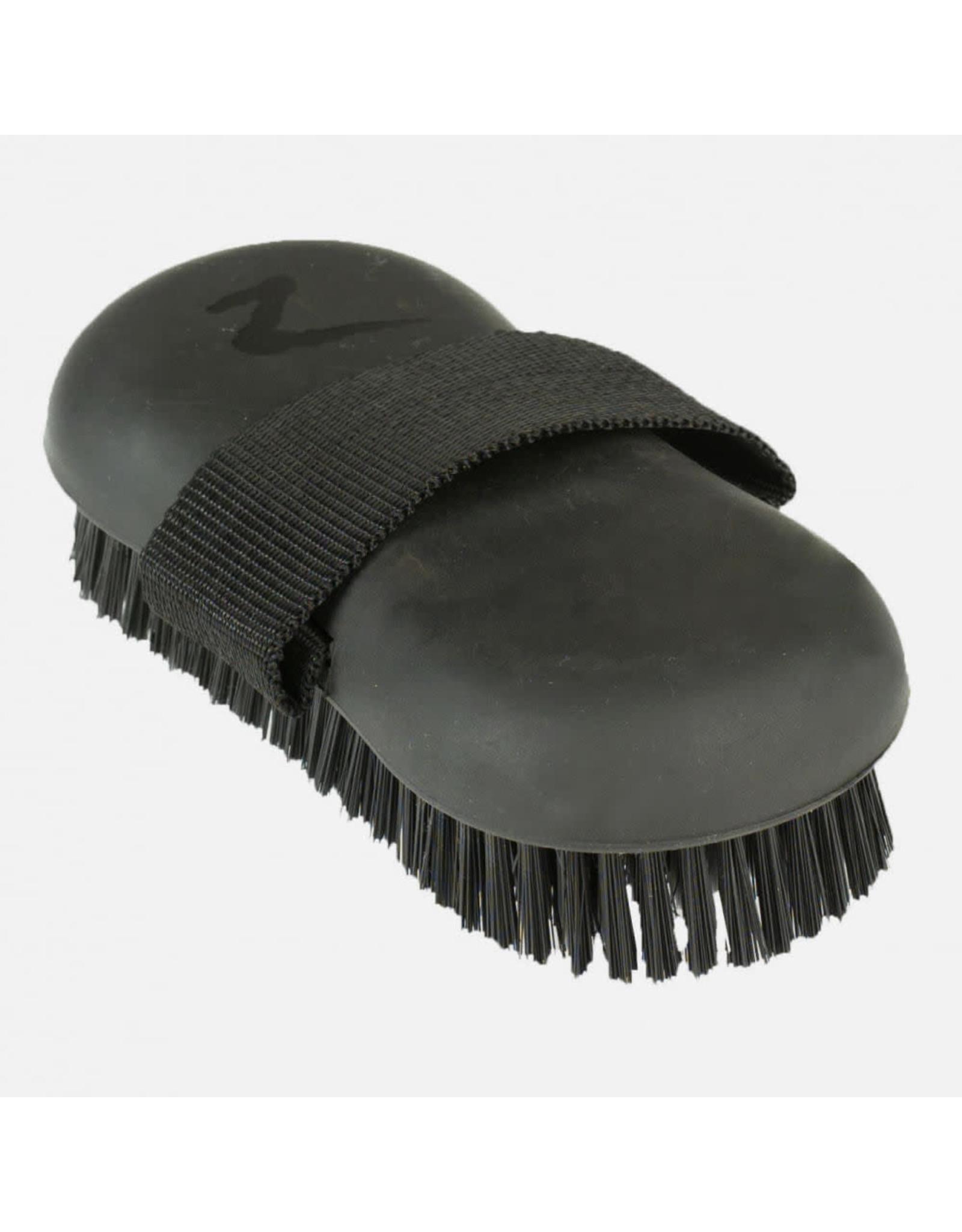 Horze Sponge Brush Black