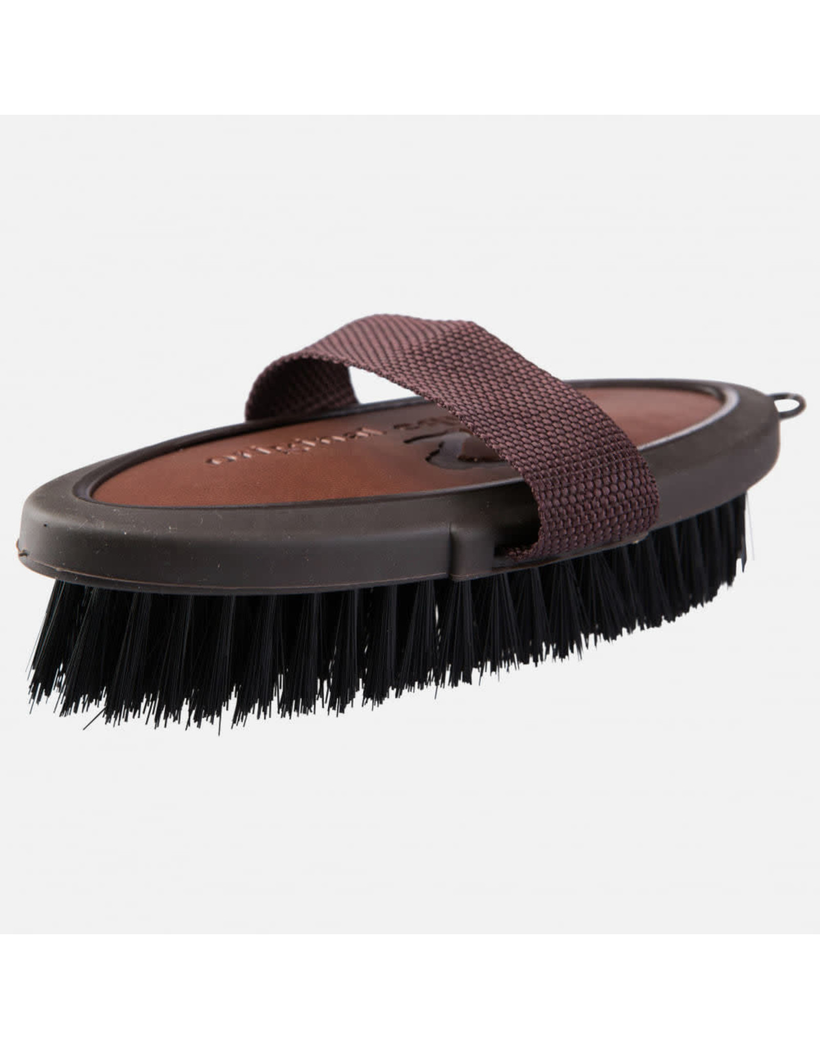 Horze Brush Maddox Vegan Leather Body