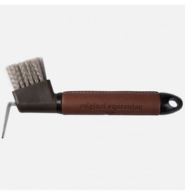 Hoof Pick Maddox Leather Handle