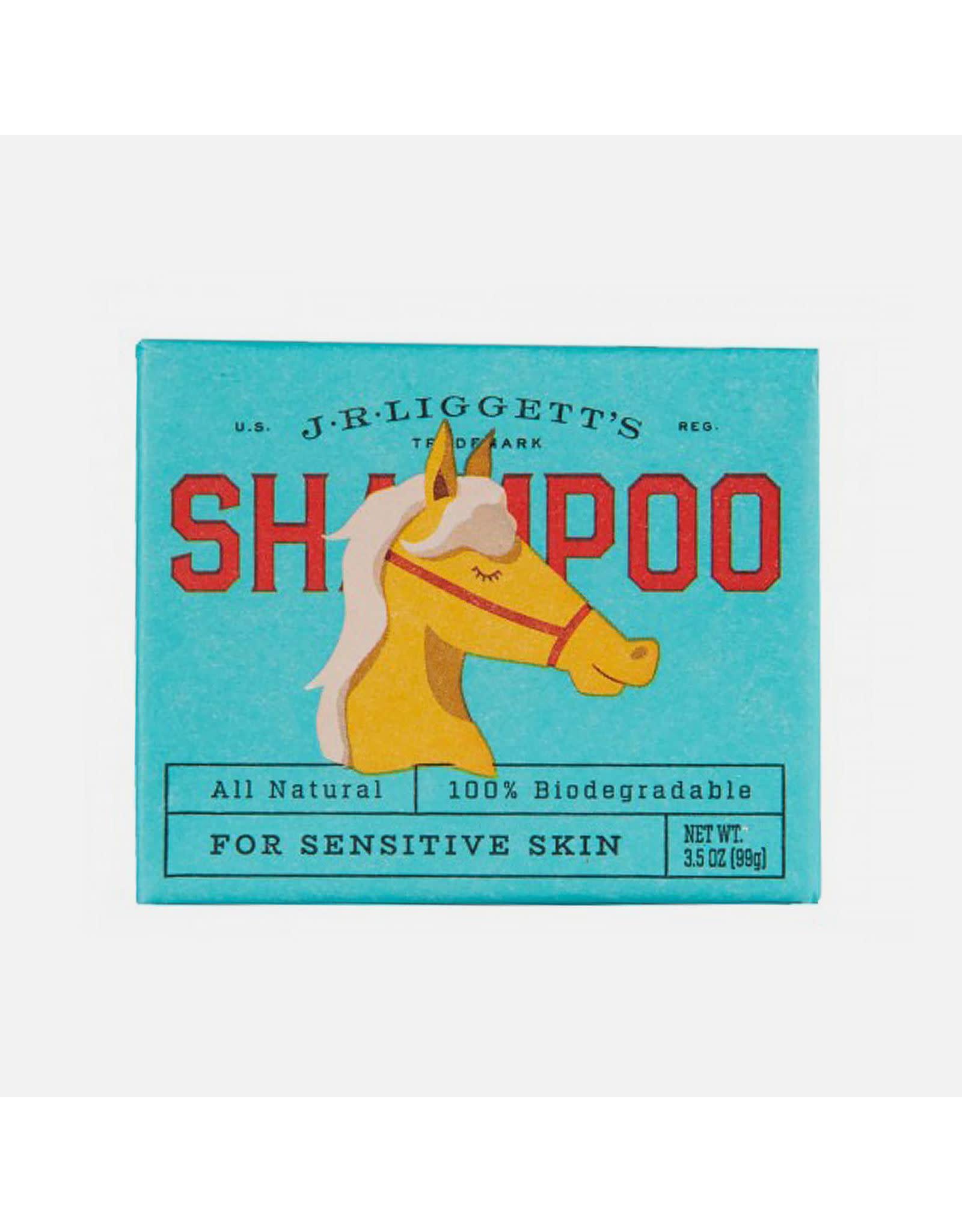 Shampoo Bar J.R. Liggett Horse Sensitive 3.5 oz