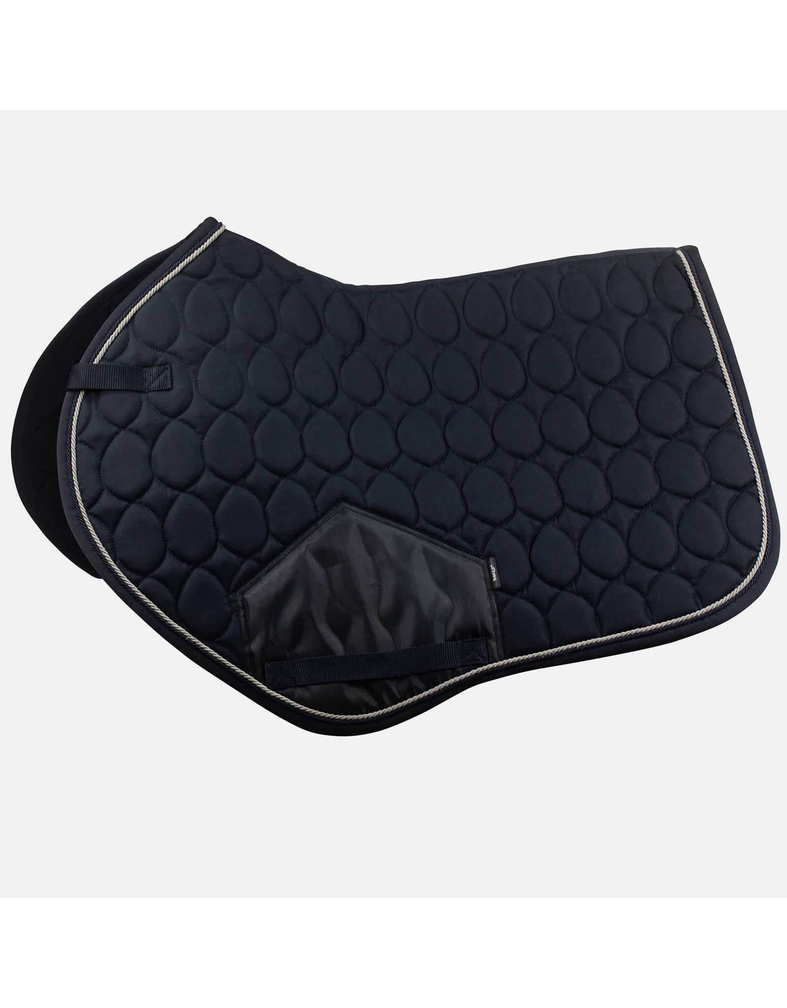 Horze Turner All Purpose Saddle Pad Dark Blue