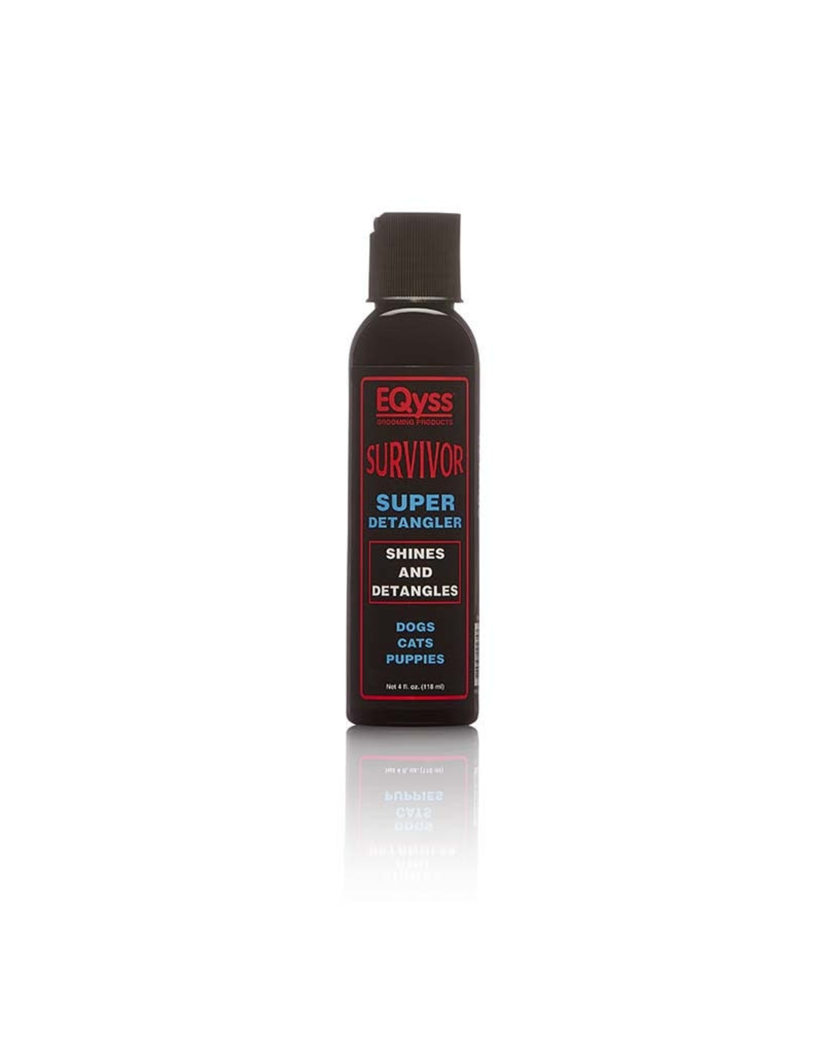 Eqyss Survivor Detangler & Shine 4 oz