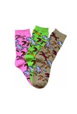 Socks Southwest Ponies Ladies