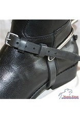 Easiest Spur Strap Black by Nunn Finer