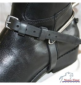 Easiest Spur Strap Black by Nunn Finer