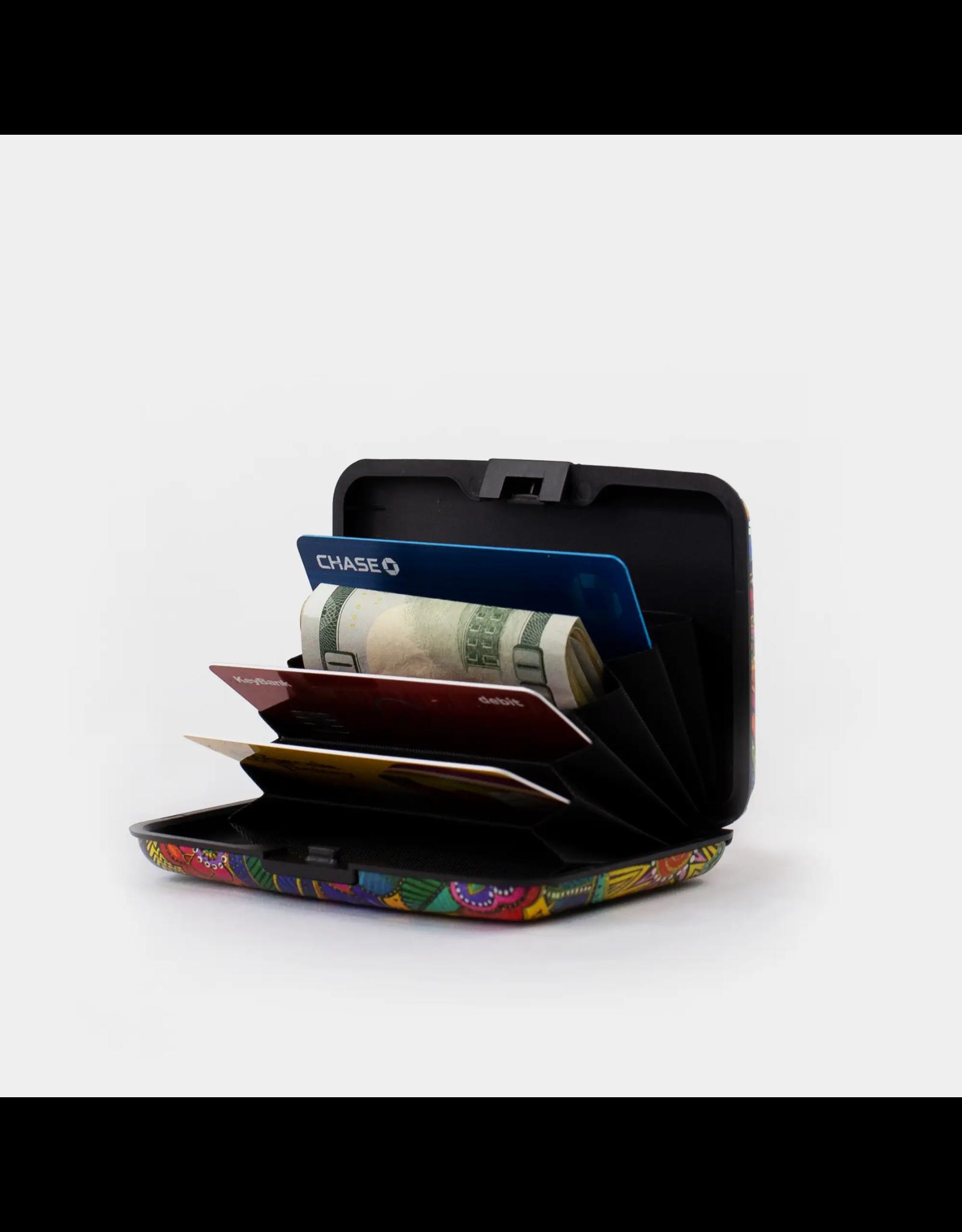 Armored Wallet Laurel Burch