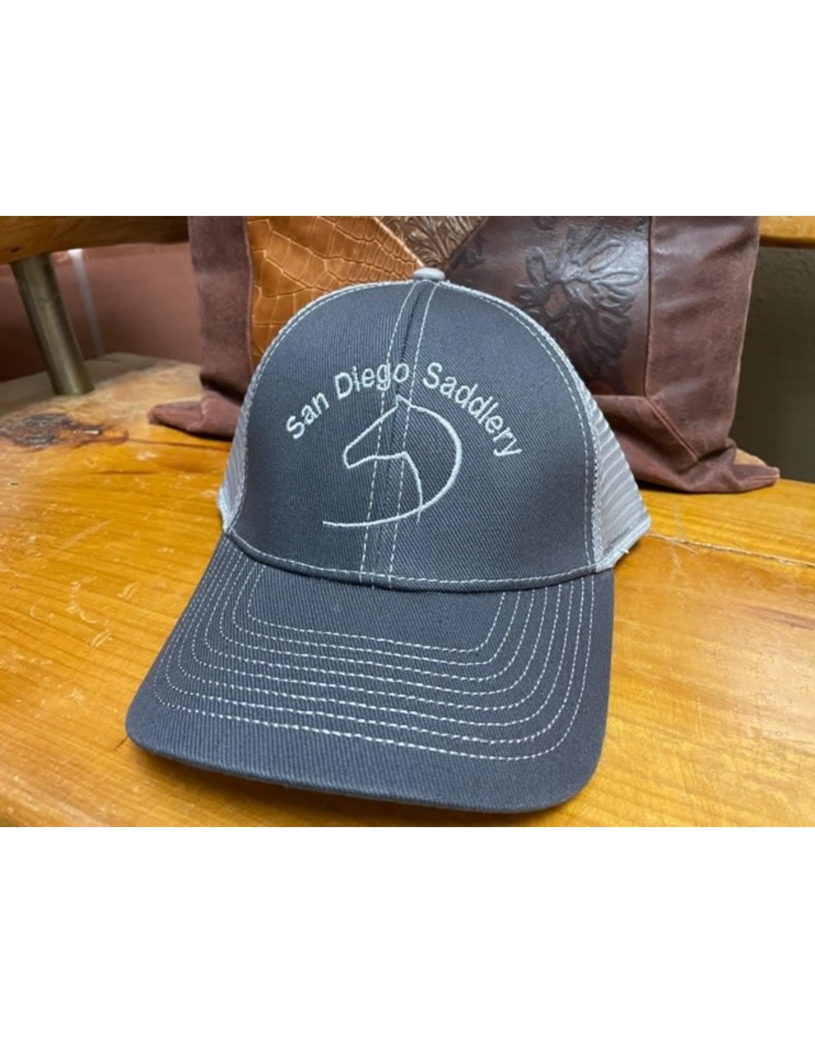 Trucker Style Cap San Diego Saddlery