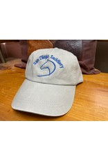 Baseball Cap San Diego Saddlery