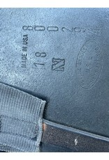 "Revere Dressaage Saddle 17.5"" W"