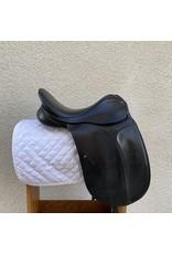 "County Connection Dressage Saddle 17.5"" Medium Wide"