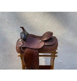 """Western Saddle 15"""""""