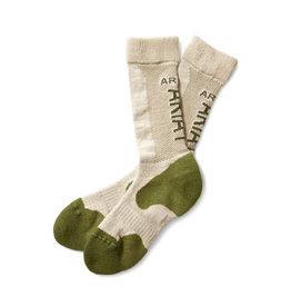 Socks Ariat Tek Alpaca Performance Prarie/Oatmeal M/L