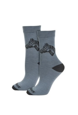 Tuffrider Ladies Starter Socks with Horse