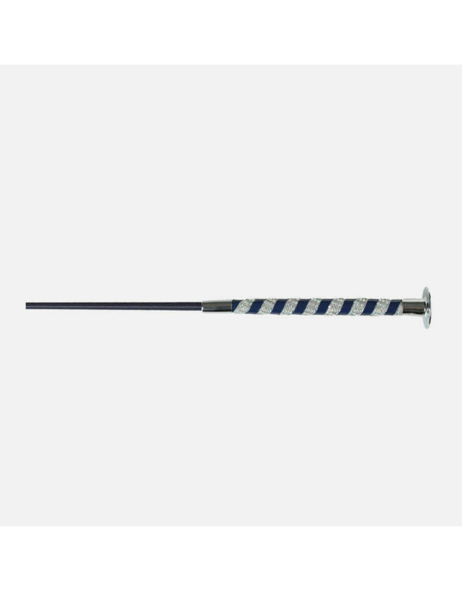 Horze Dressage Whip Long with Bling Handle