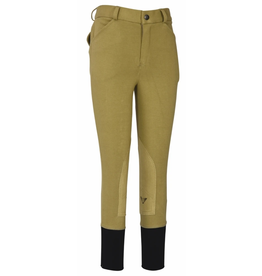 Tuffrider Boy's Patrol Knee Patch Breeches