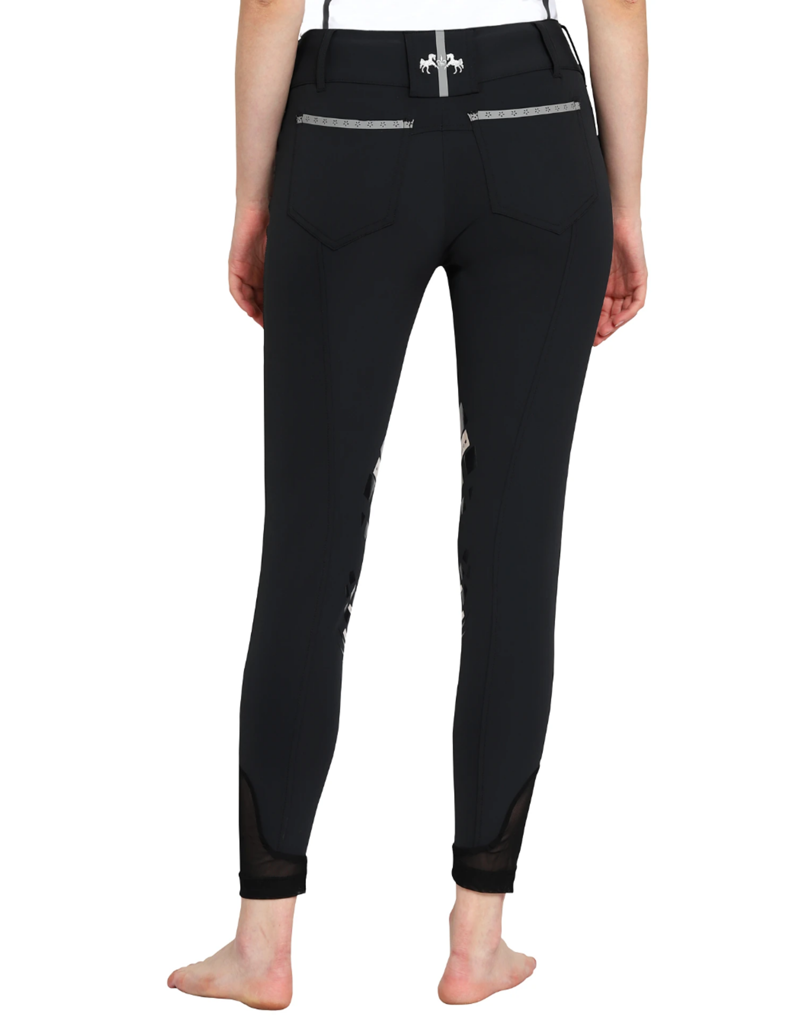 Equine Couture Malta Knee Patch Breeches