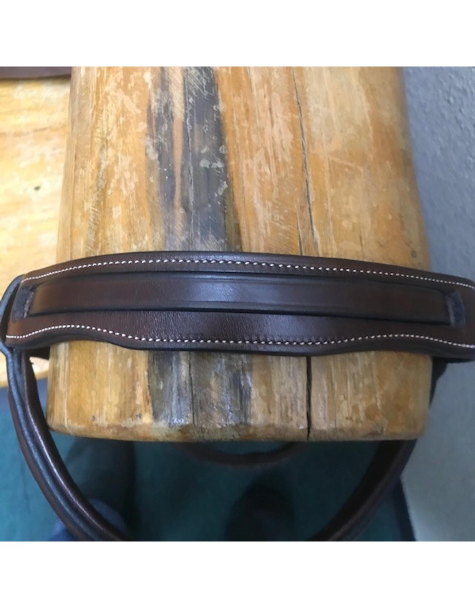 Nunn Finer fancy stitched Pony bridel w/flash