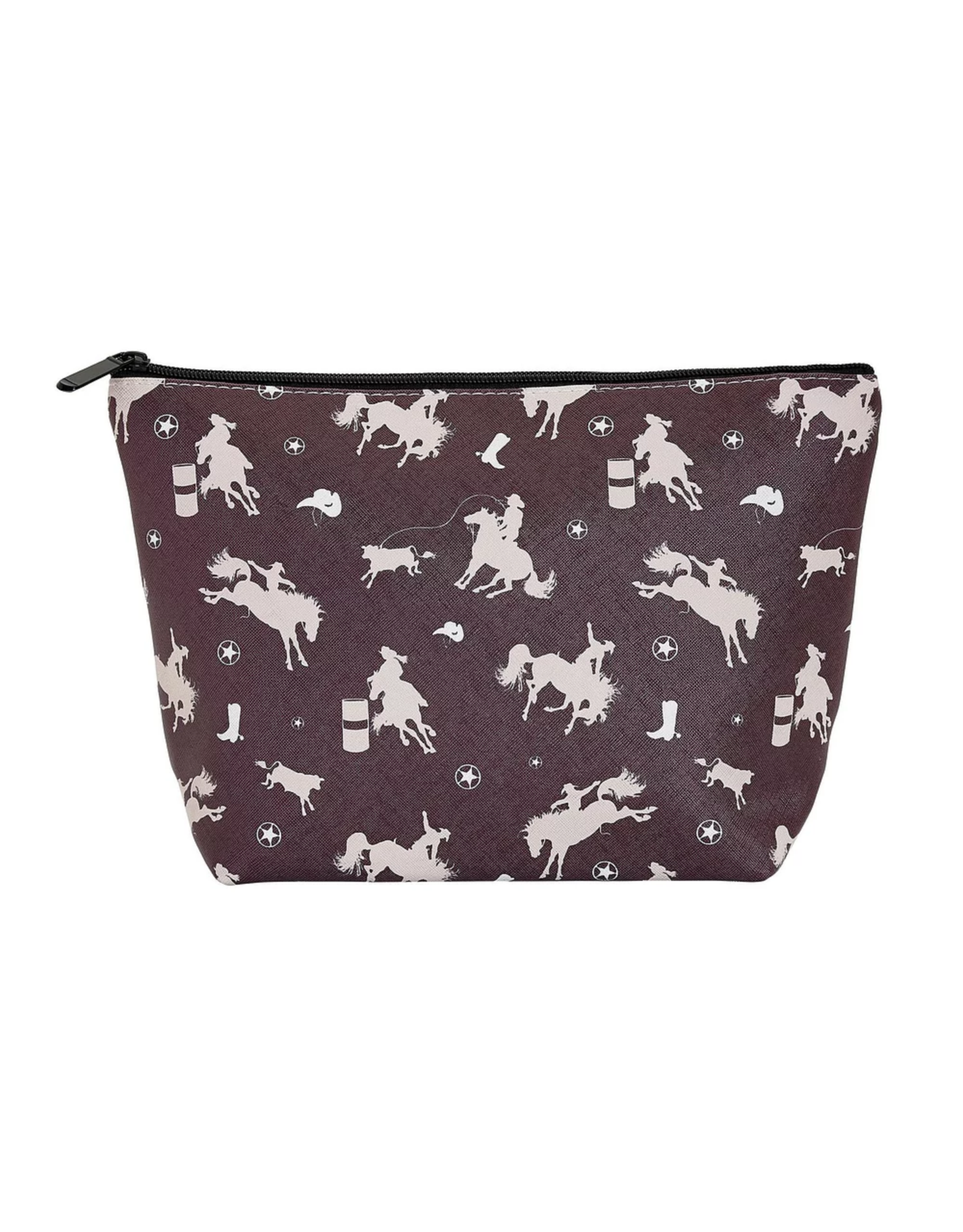 """Cosmetic Case """"Lila"""" Rodeo Large"""