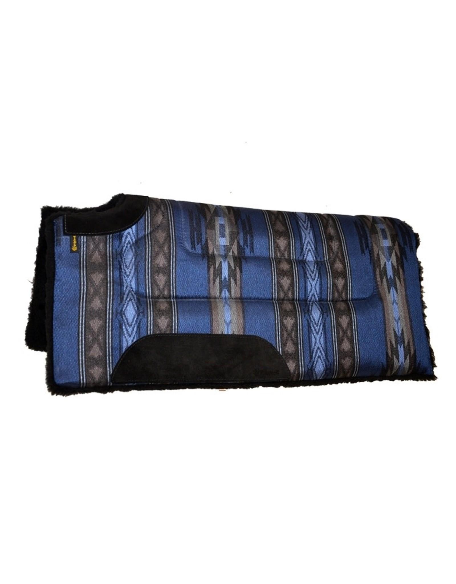 Triple E Southwest Cutback Saddle Pad 32″ x 32″ Fleece