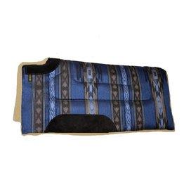 Triple E Southwest Cutback Saddle Pad 32″ x 32″ Wool