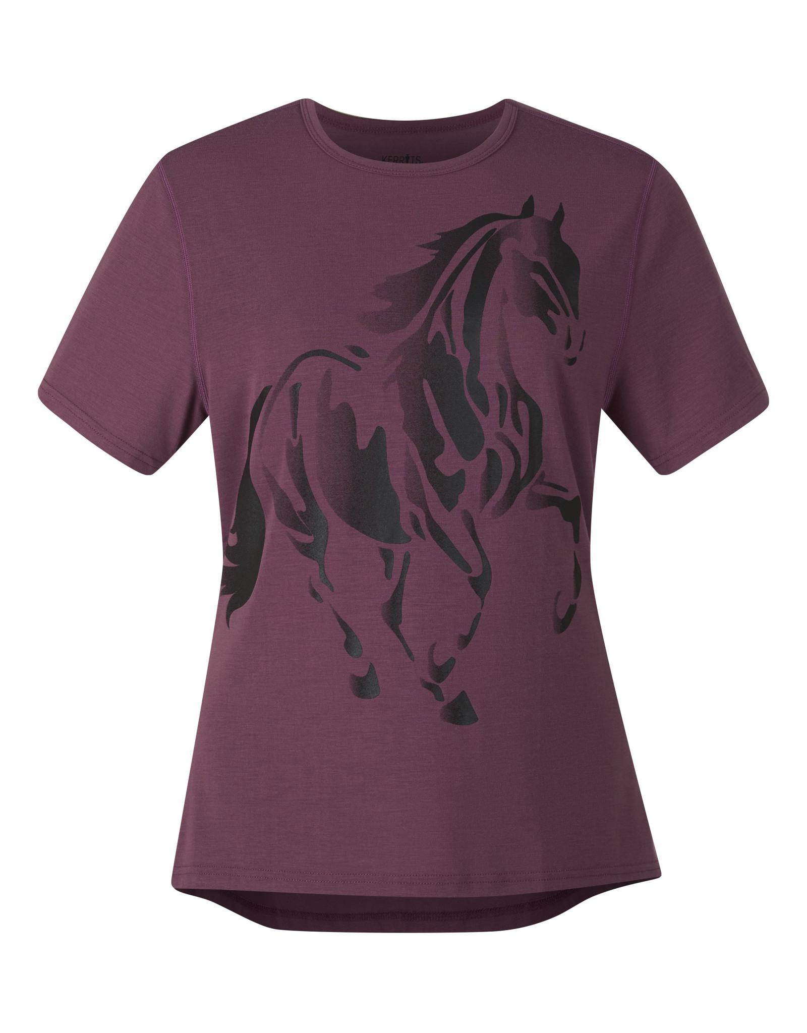 Kerrits Running Wild Horse Tee