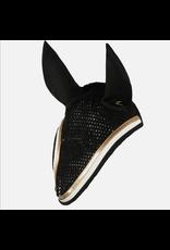 Horze Montauk Ear Net Black Full