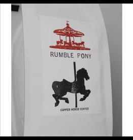 Copper Horse Coffee Rumble Pony Blend  10 OZ