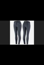 Horze Aubrey Women's High Waist Breeches Silicon Knee Patch