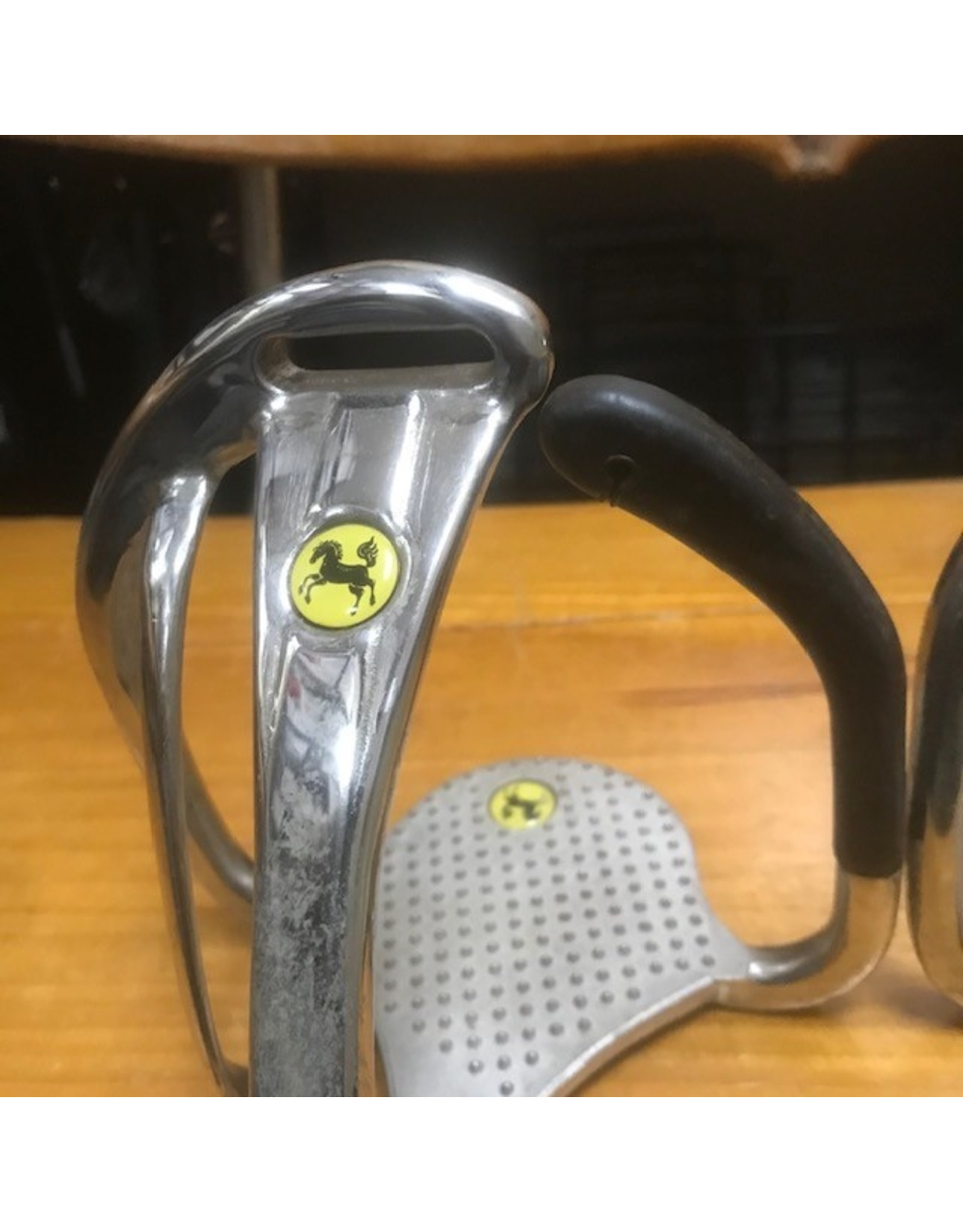 """STS English Cage Irons 4.75"""""""
