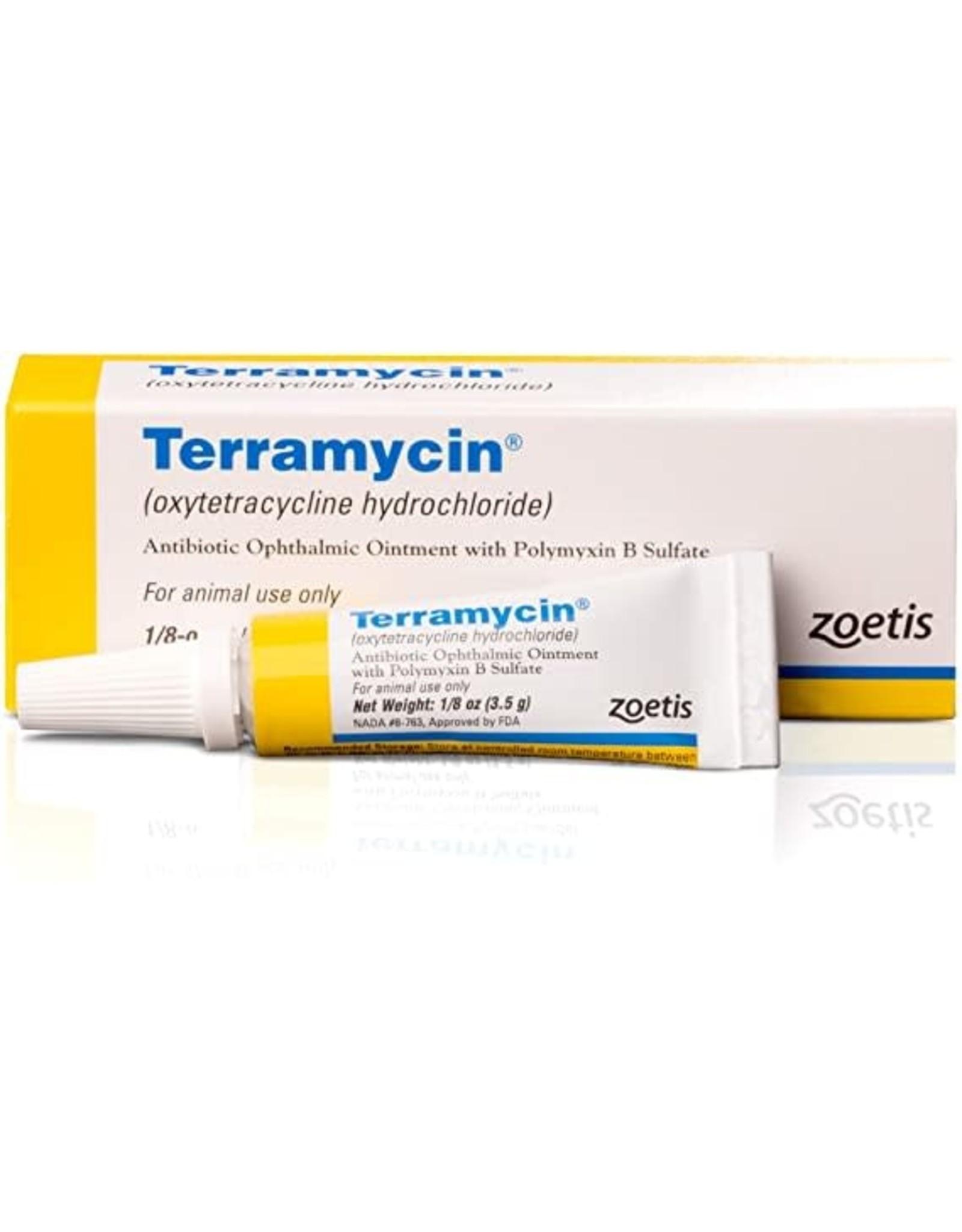 Terramycin Eye Ointment 1/8 oz