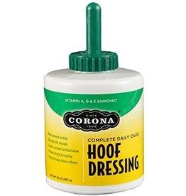 Manna Pro Corona Hoof Dressing w/ Brush 32 oz