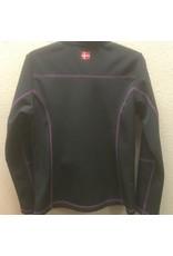 Kastel Jacket black/purple sm