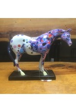 Painted Pony Mosaic Appy Rare/discontinued