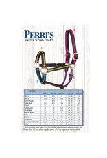 Perri's Halter Safety Purple Arrows