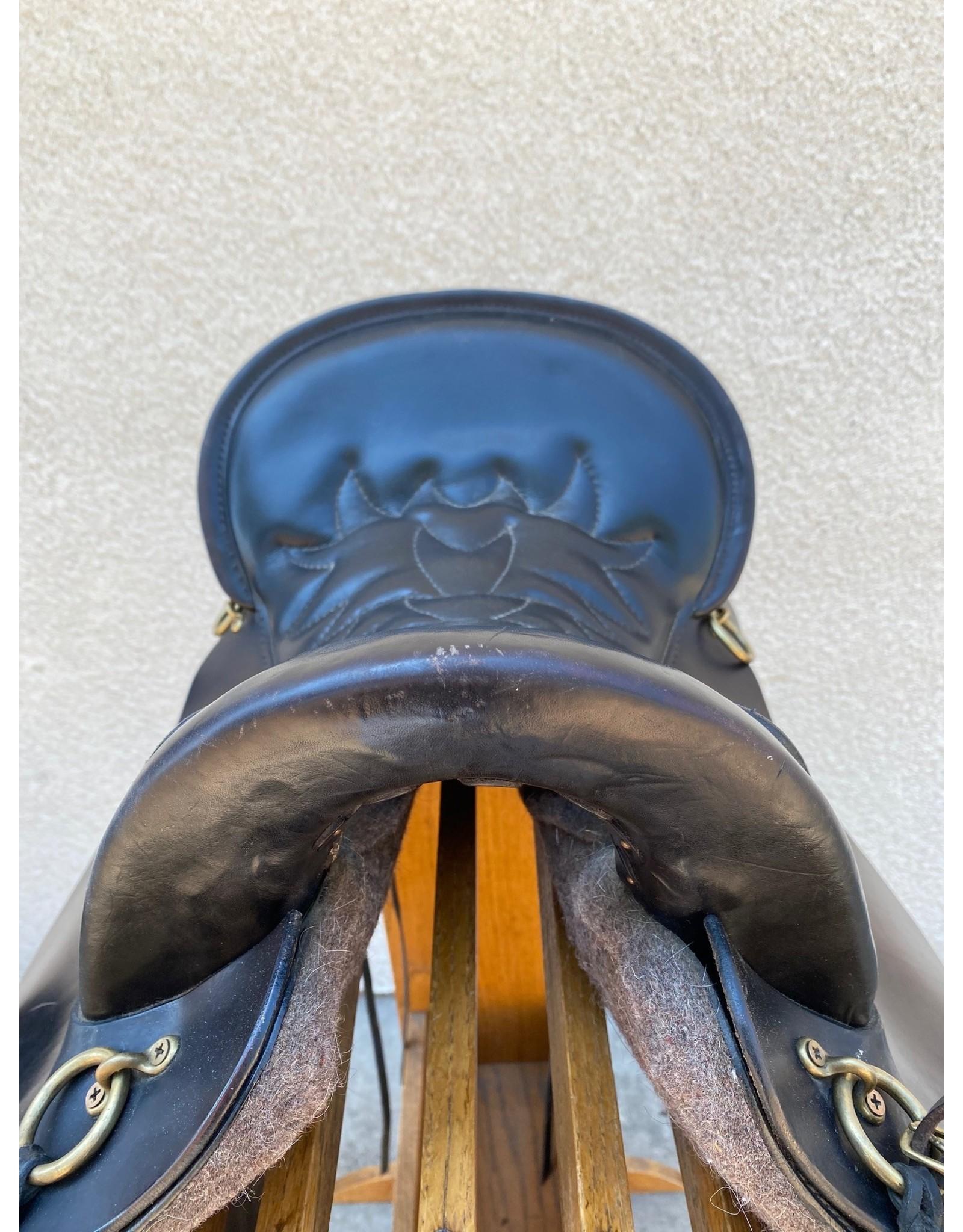 """Tucker Vista Endurance Saddle 15.5"""" Med Tree"""