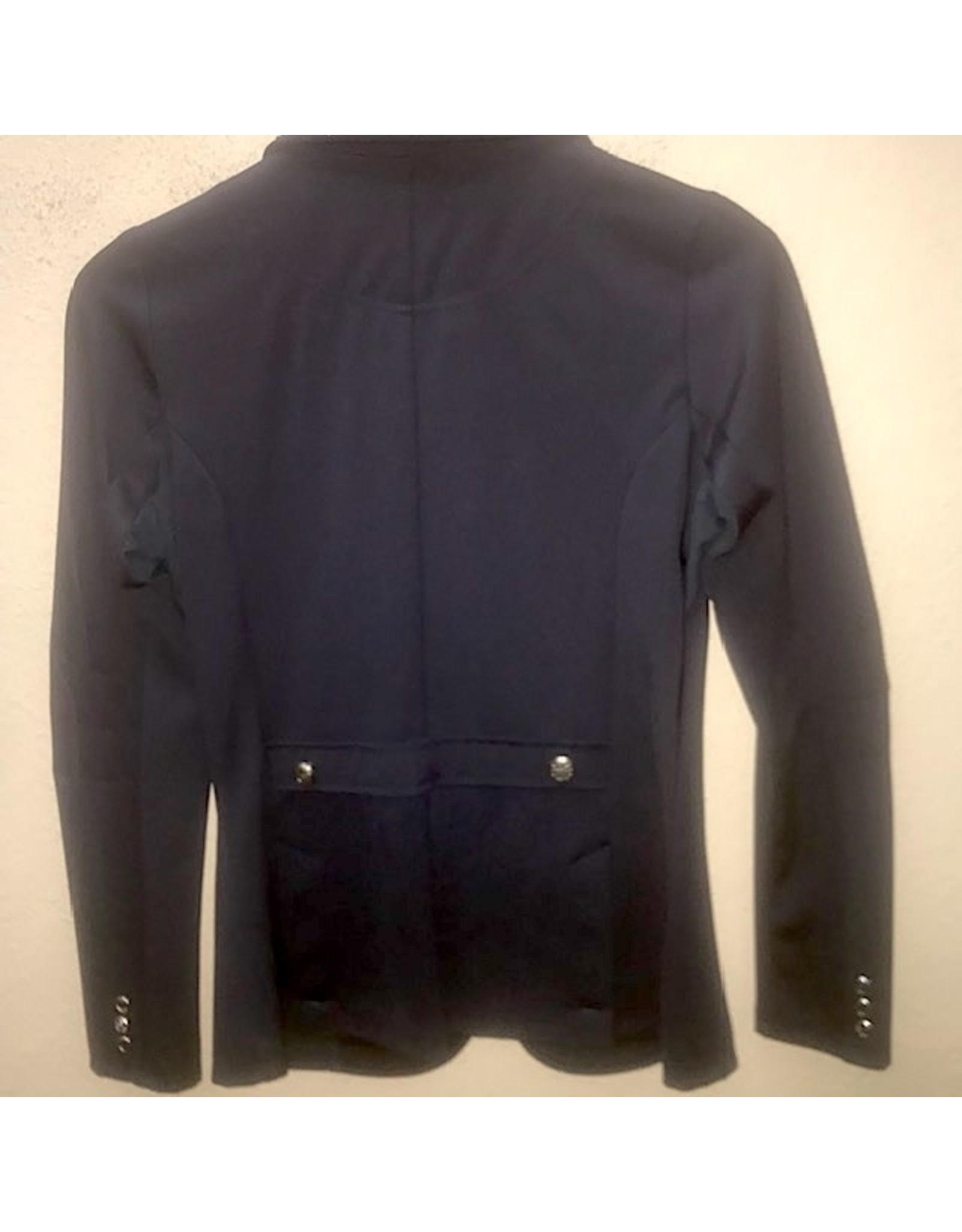 Romfh Navy Bling Coat Sz4