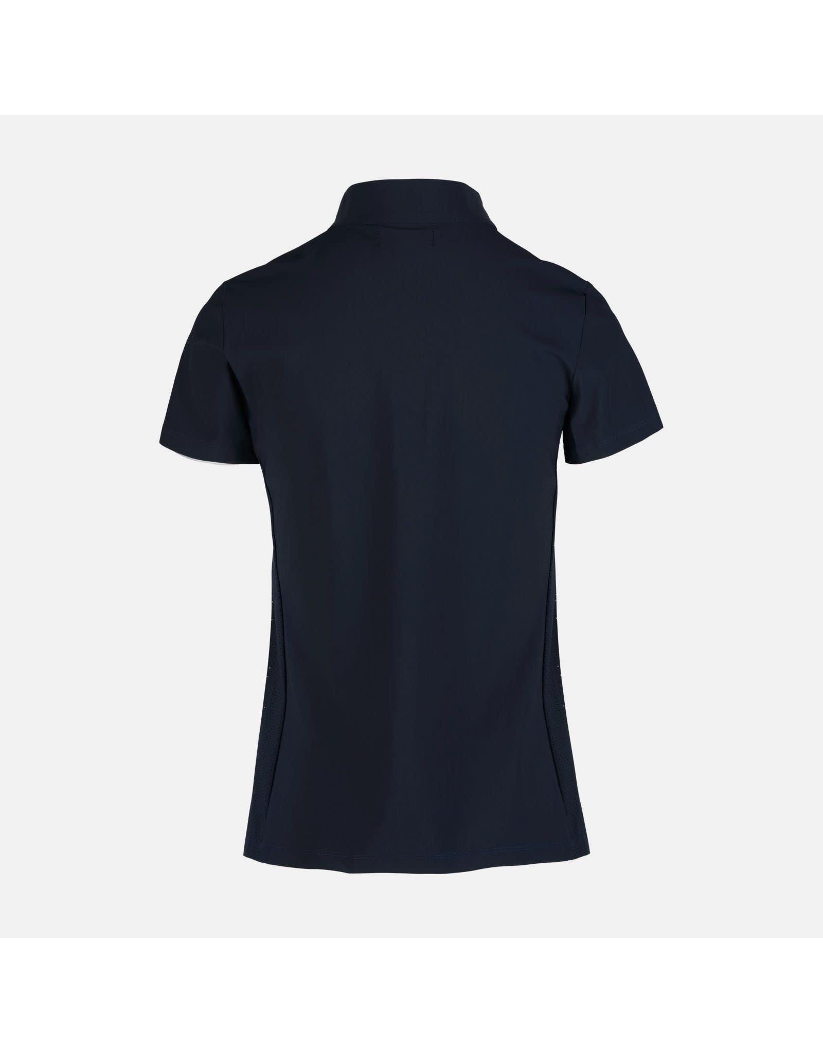 Horze Womens Saphira Ventilated Training Short Sleeve Shirt