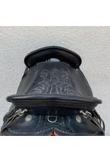 "Peruvian Custom Saddle 16"" seat"