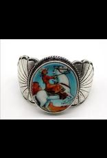 Bracelet Retro Cowgirl Cuff