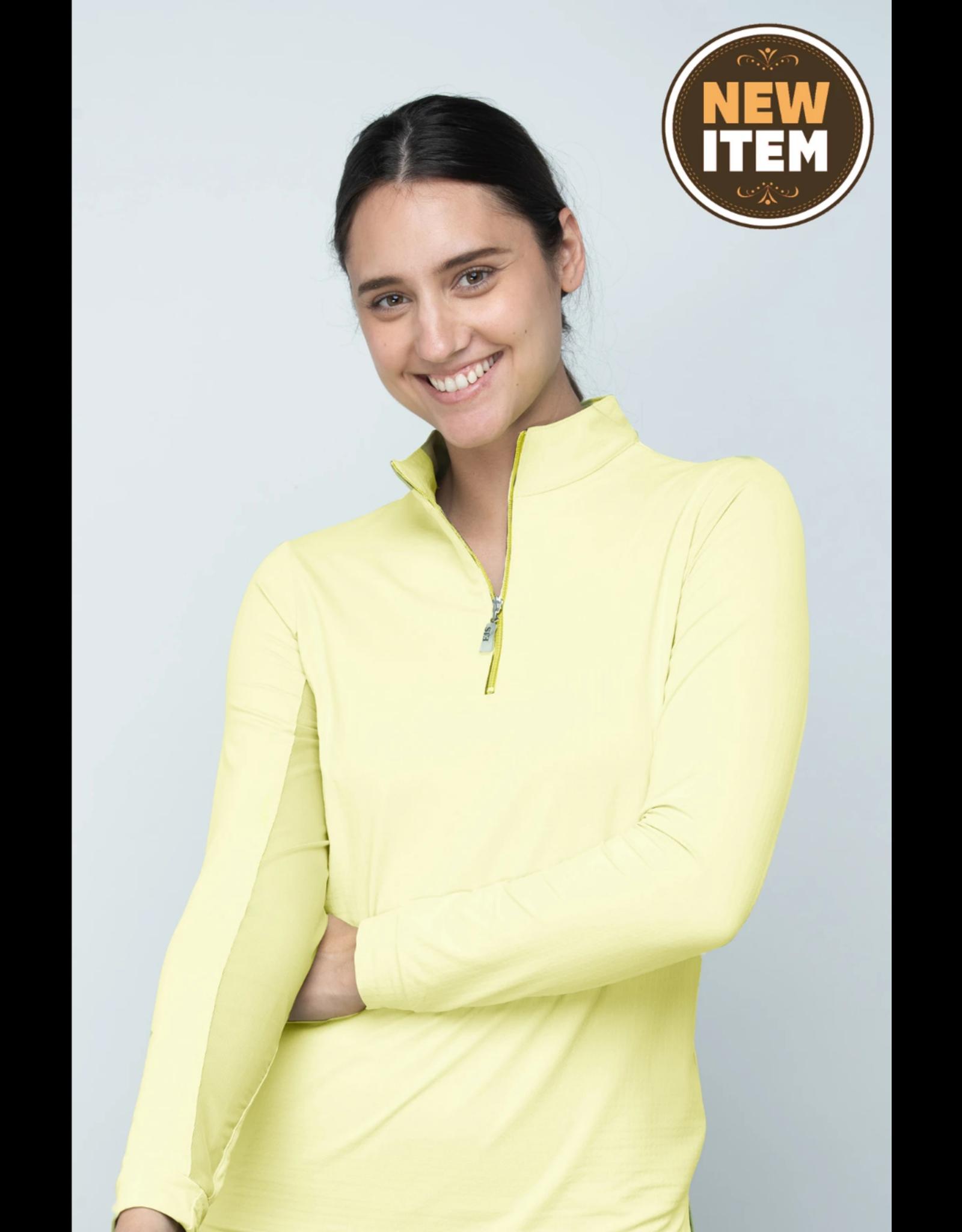 EIS Sun Shirt Vintage Solid Buttercup COOL Shirt