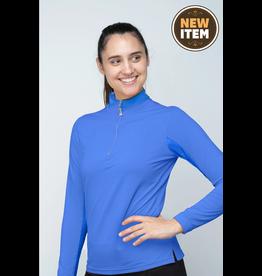 EIS Sun Shirt Vintage Solid Baja Blue COOL